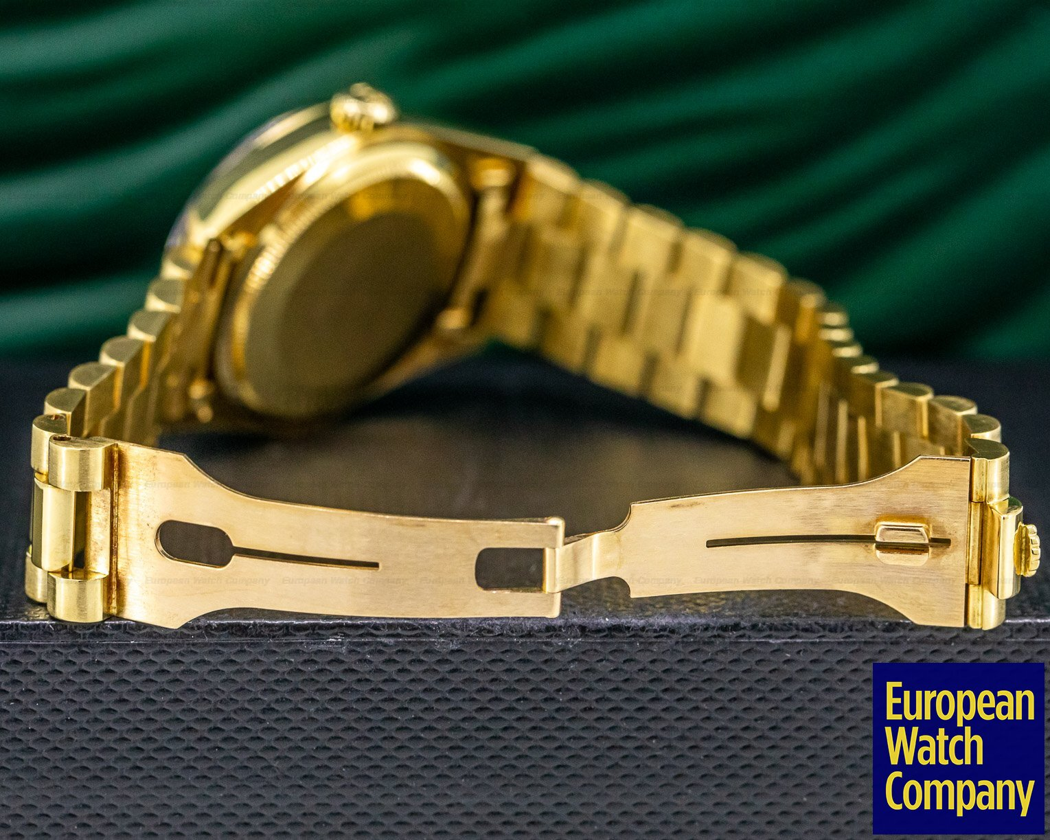 Rolex 18238 Day Date President Champagne Dial 18K Yellow Gold
