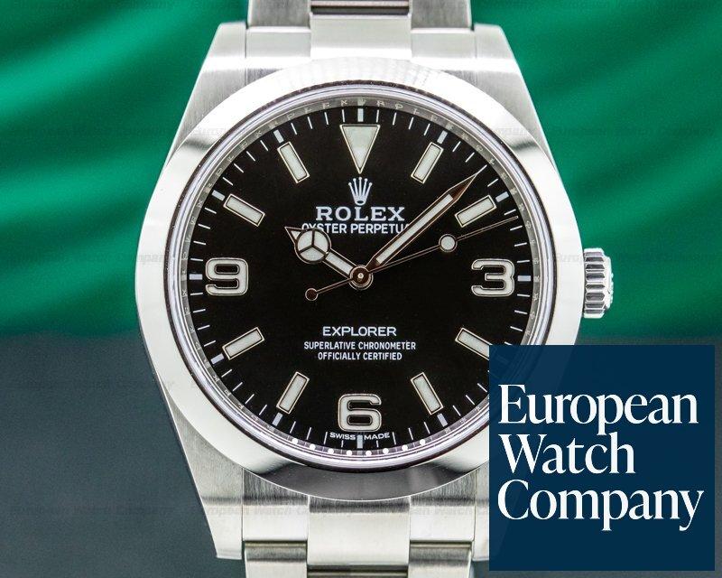 Rolex 214270 Explorer I 214270 39MM 2019