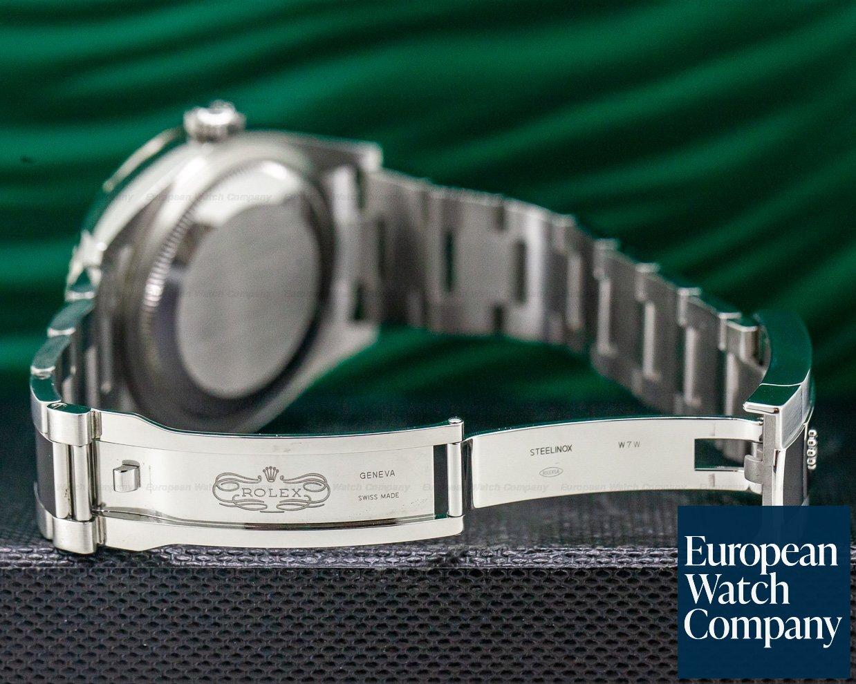 Rolex 326934 Sky Dweller Steel White Dial SS