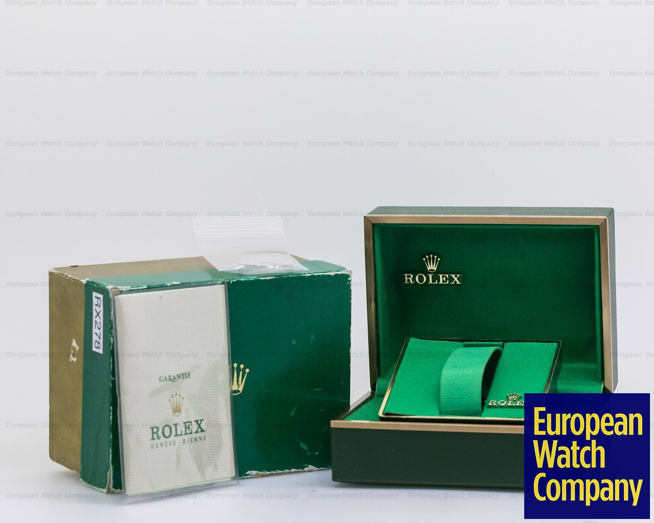 "Rolex 5513 Vintage ""Non-Serif"" Matte Dial Submariner BOX & PAPERS"