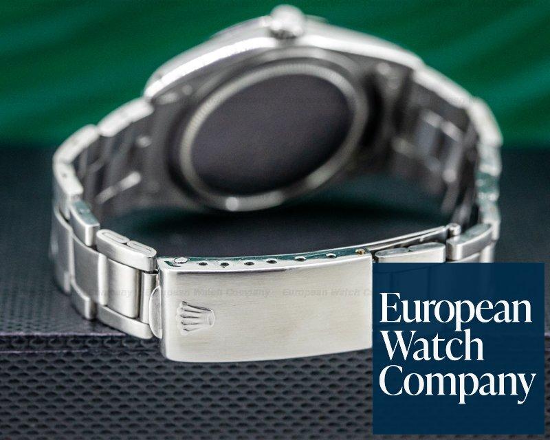 Rolex 6694 Oyster Date SS Silver Dial Bracelet c. 1966