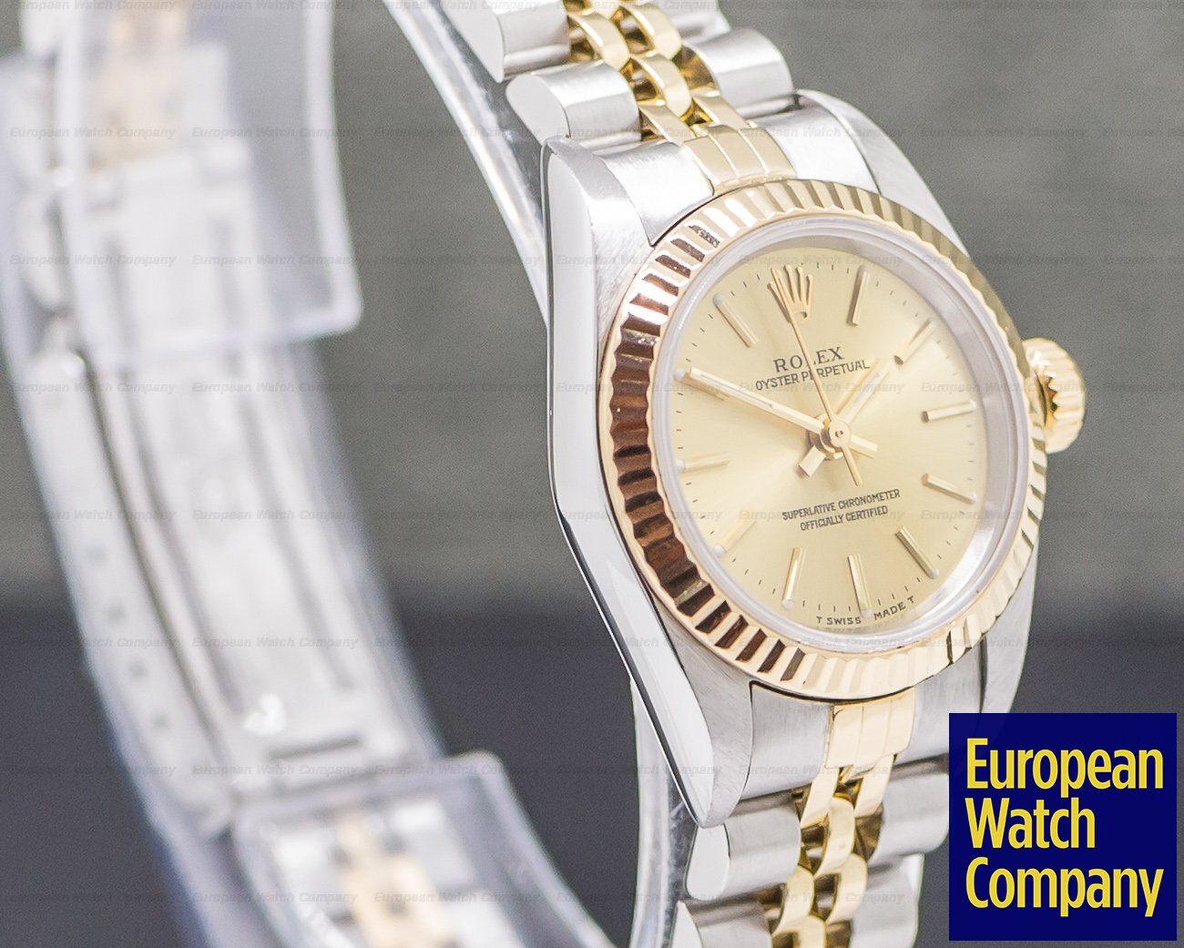 Rolex 67193 Oyster Perpetual Ladies 26MM