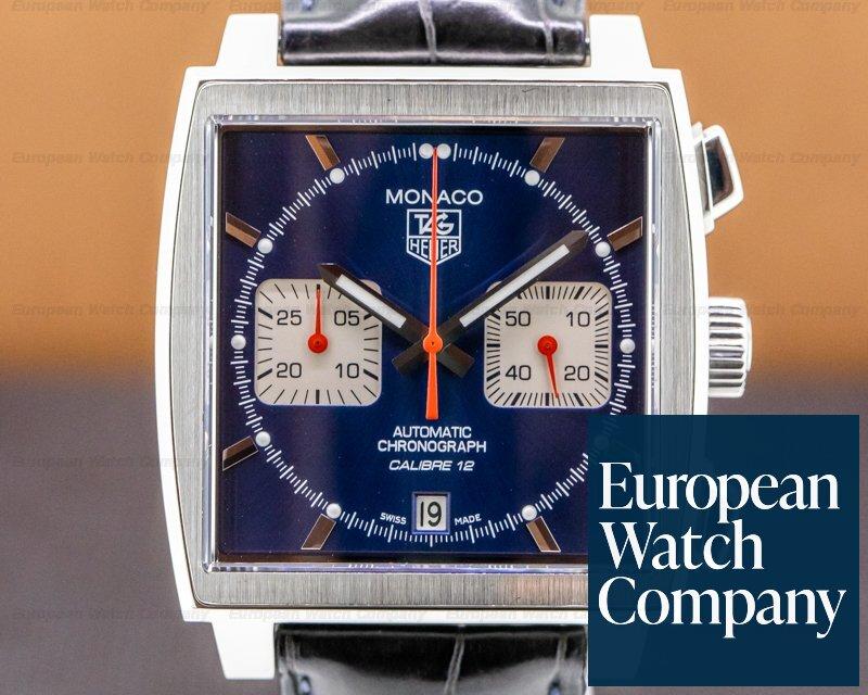 TAG Heuer CAW2111.FC6183 Monaco Chronograph Calibre 12