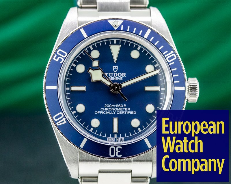 Tudor 79030B Tudor Black Bay Fifty-Eight Blue SS / Bracelet  2020 New Model