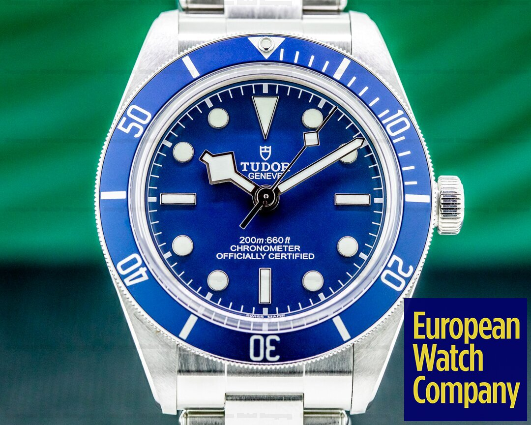 Tudor 79030B Tudor Black Bay Fifty-Eight Blue SS / Bracelet