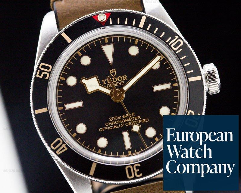 Tudor 79030N Tudor Black Bay Fifty-Eight SS Strap UNWORN