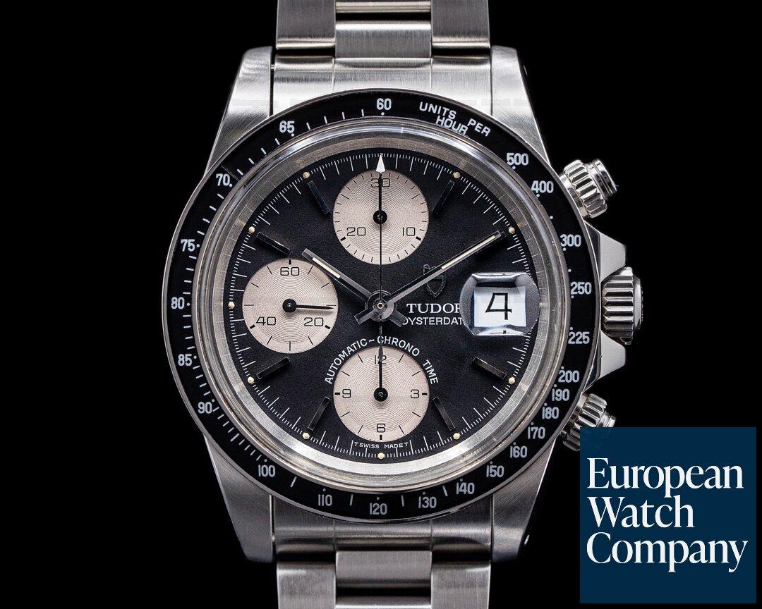Tudor Tudor Oysterdate Chronograph Big Block SHARP Fixed Bezel RARE Ref. 79170