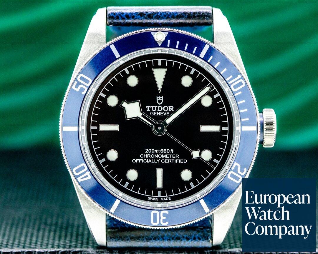 Tudor Tudor Heritage 79230B Black Bay Blue Ref. 79230B