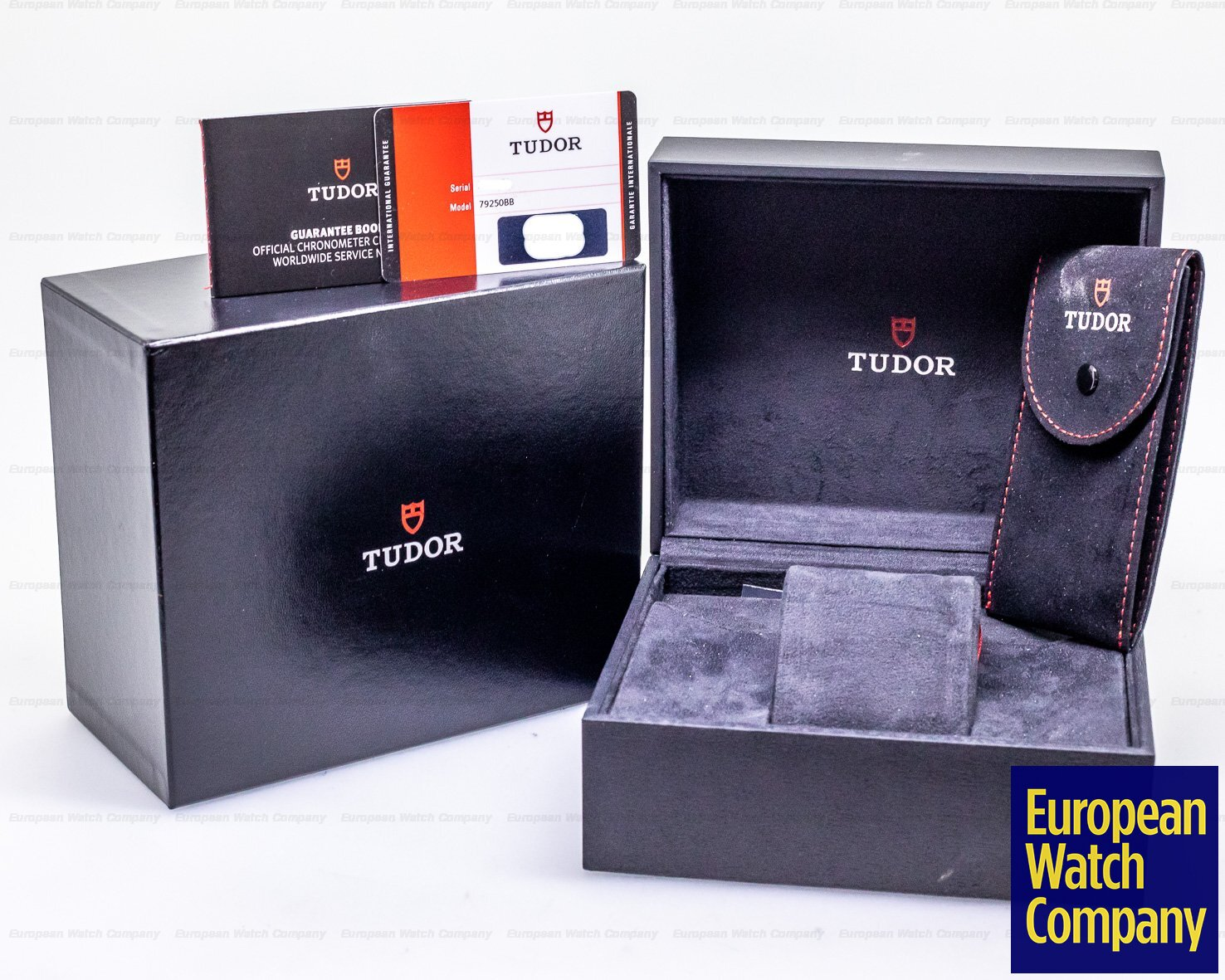 Tudor 79250BB-0001 Tudor Heritage Black Bay Bronze Bucherer Edition