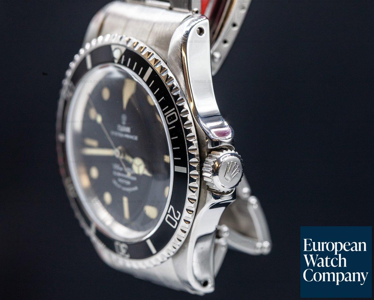 """Tudor 7928 Vintage Submariner """"Rose Logo"""" Matte Dial FANTASTIC"""