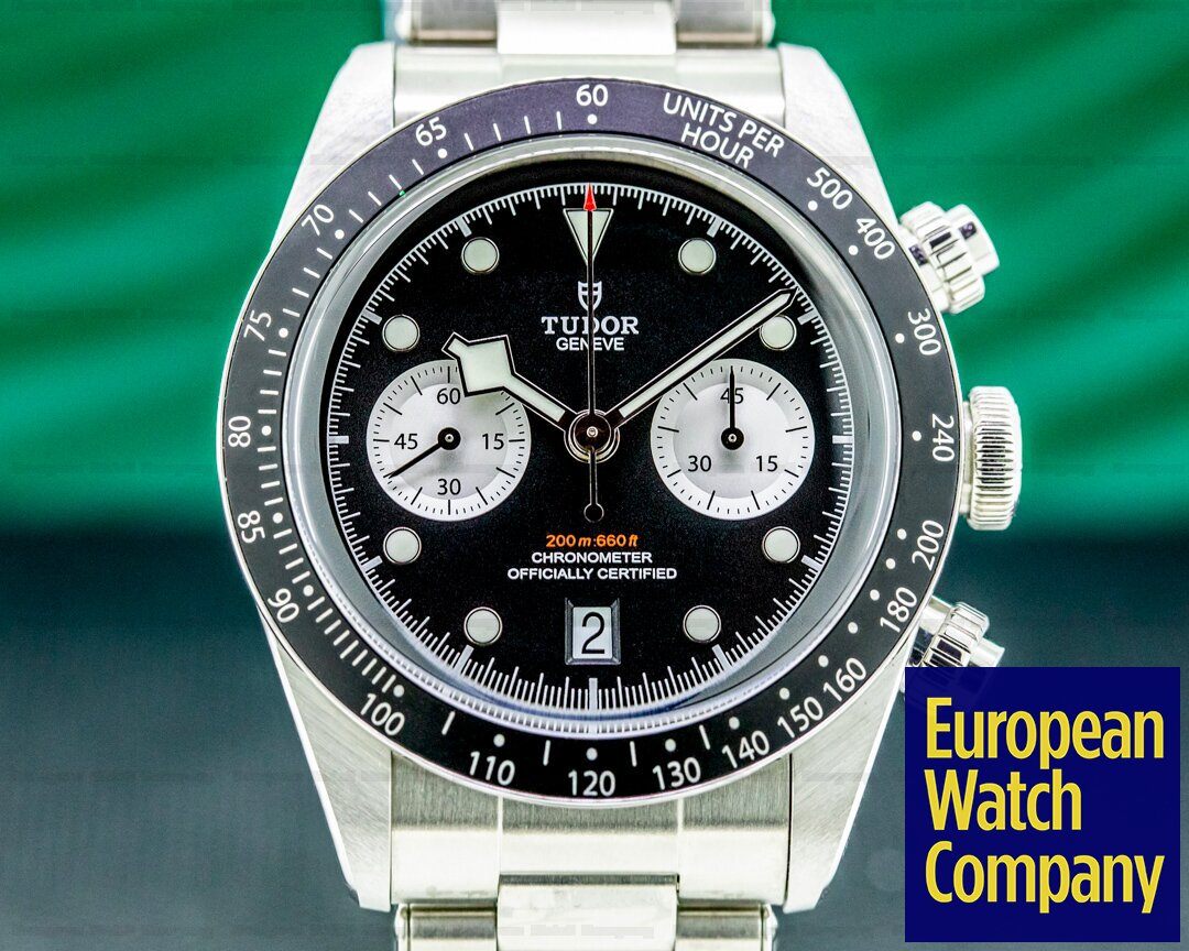 Tudor 79360N-0001 Tudor Black Bay Chronograph Inverse Panda