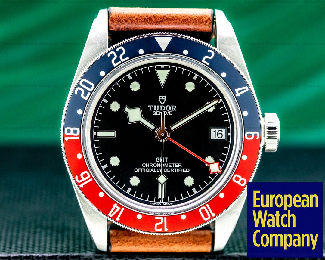 Tudor Tudor 79830 Heritage Black Bay GMT 2021 Ref. 79830RB