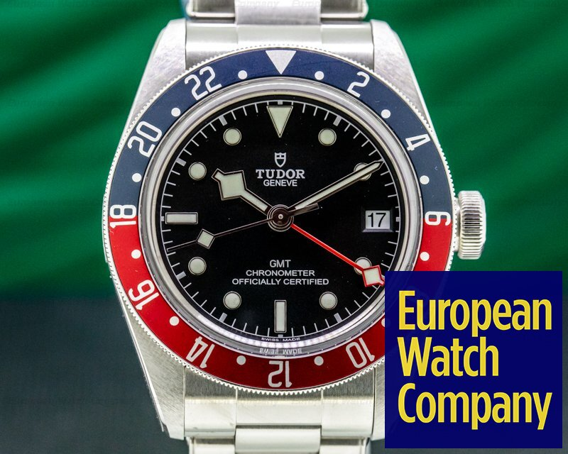 Tudor Tudor 79830RB Heritage Black Bay GMT UNWORN Ref. 79830RB