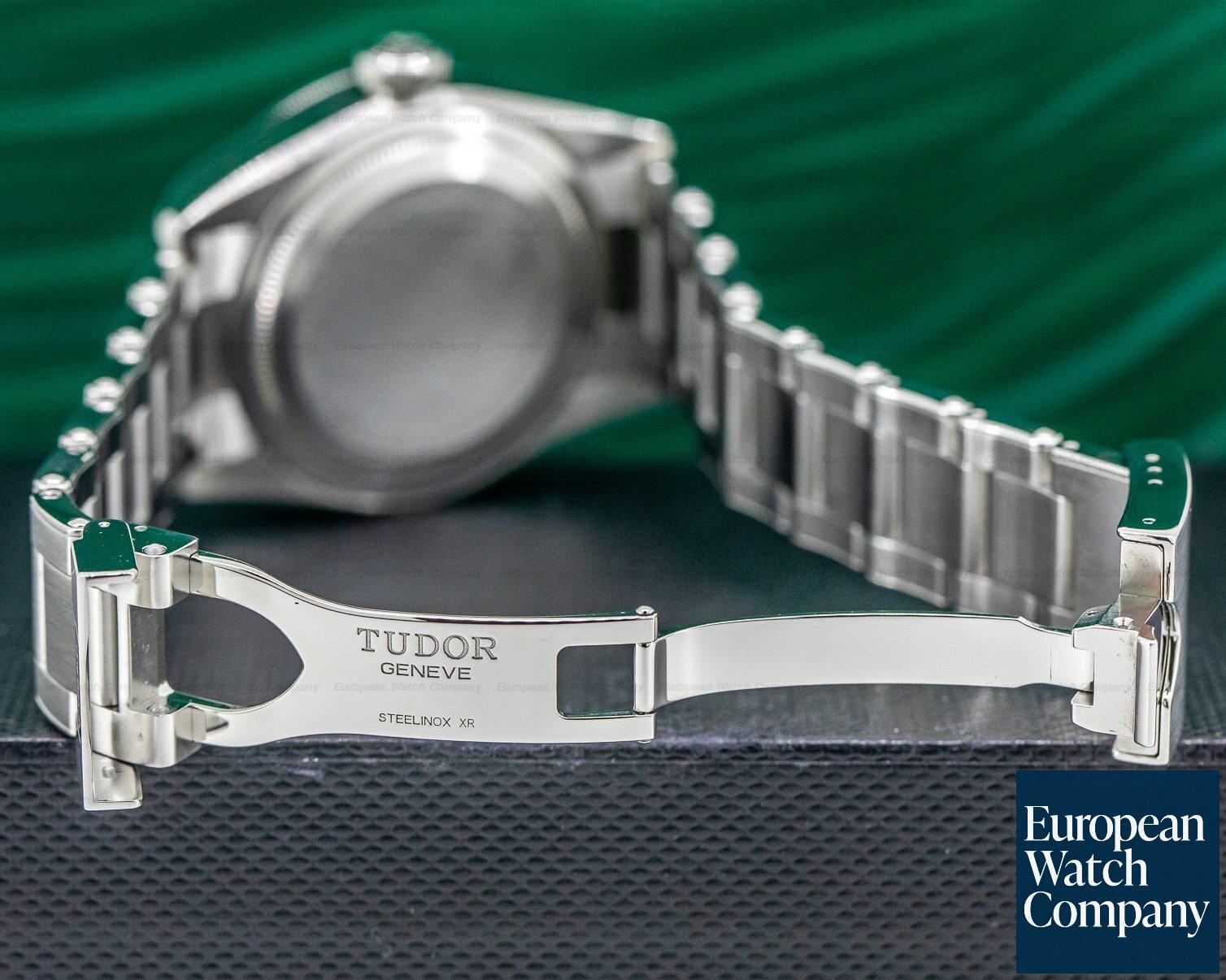Tudor 79830RB Tudor Heritage Black Bay GMT / Bracelet