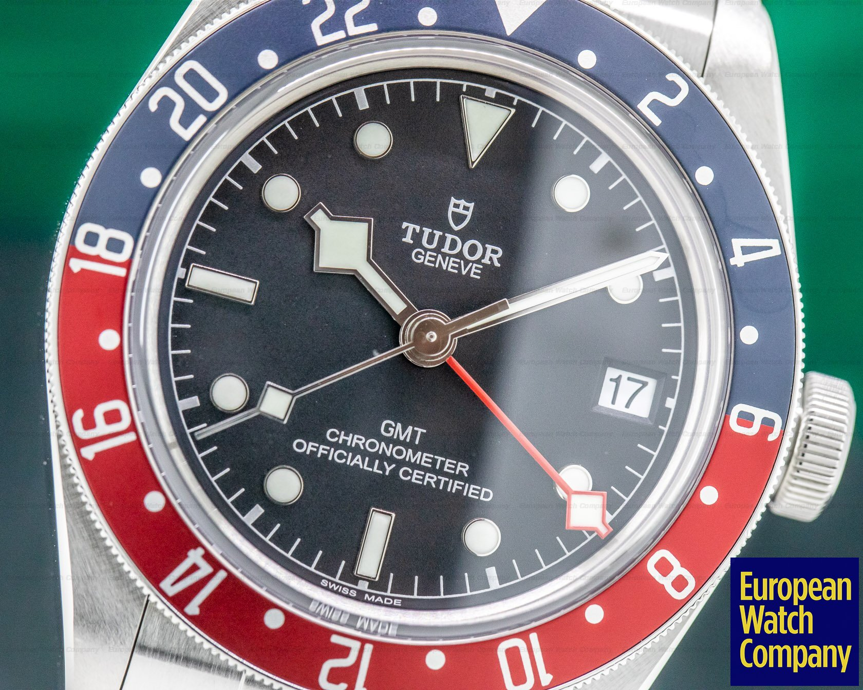 Tudor 79830RB Tudor Heritage Black Bay GMT