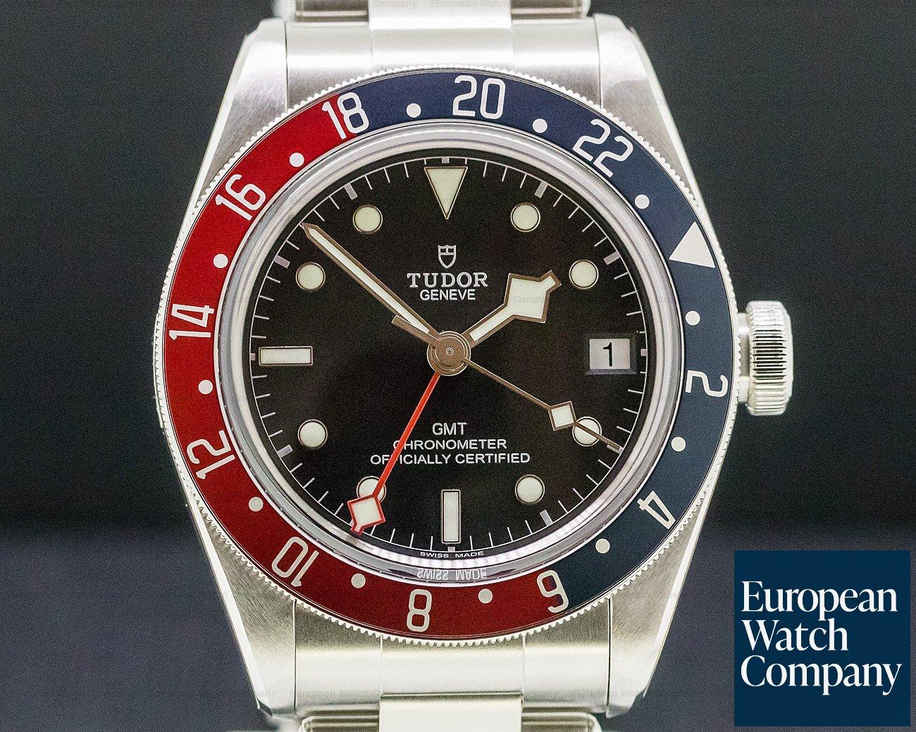 Tudor 79830RB Tudor Heritage Black Bay GMT UNWORN
