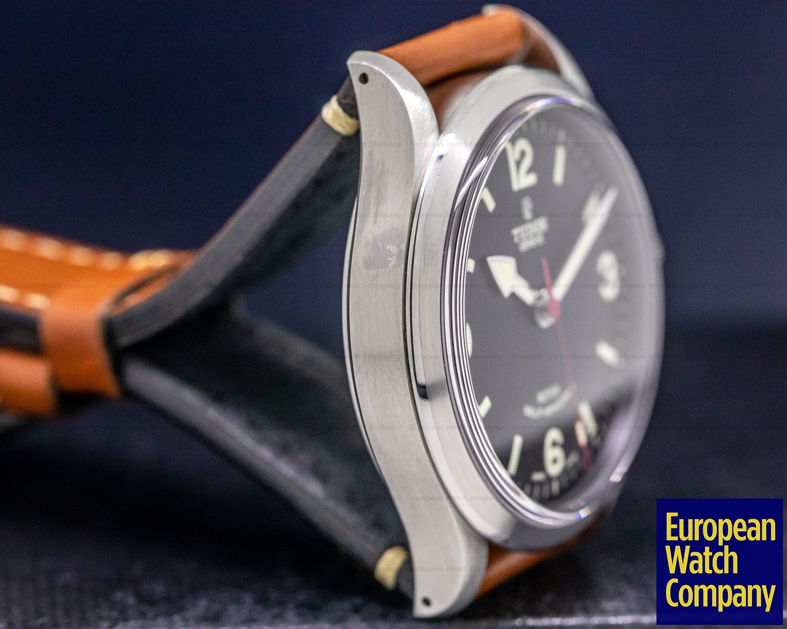 Tudor 79910 Heritage Ranger SS / Brown Leather
