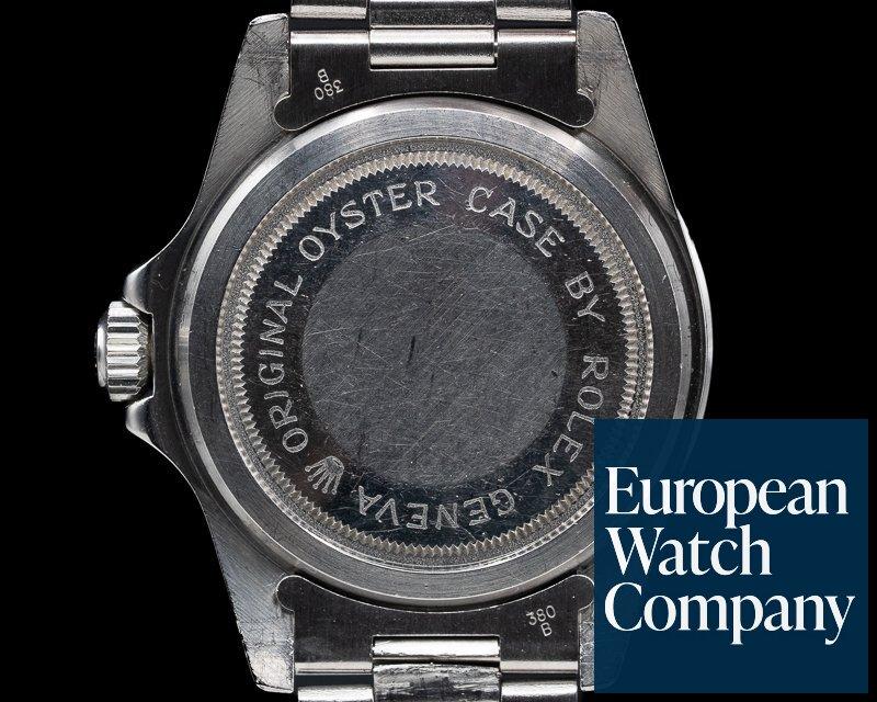 "Tudor 9401/0 Vintage Submariner Matte Blue Dial No Date ""Snowflake"" WOW"