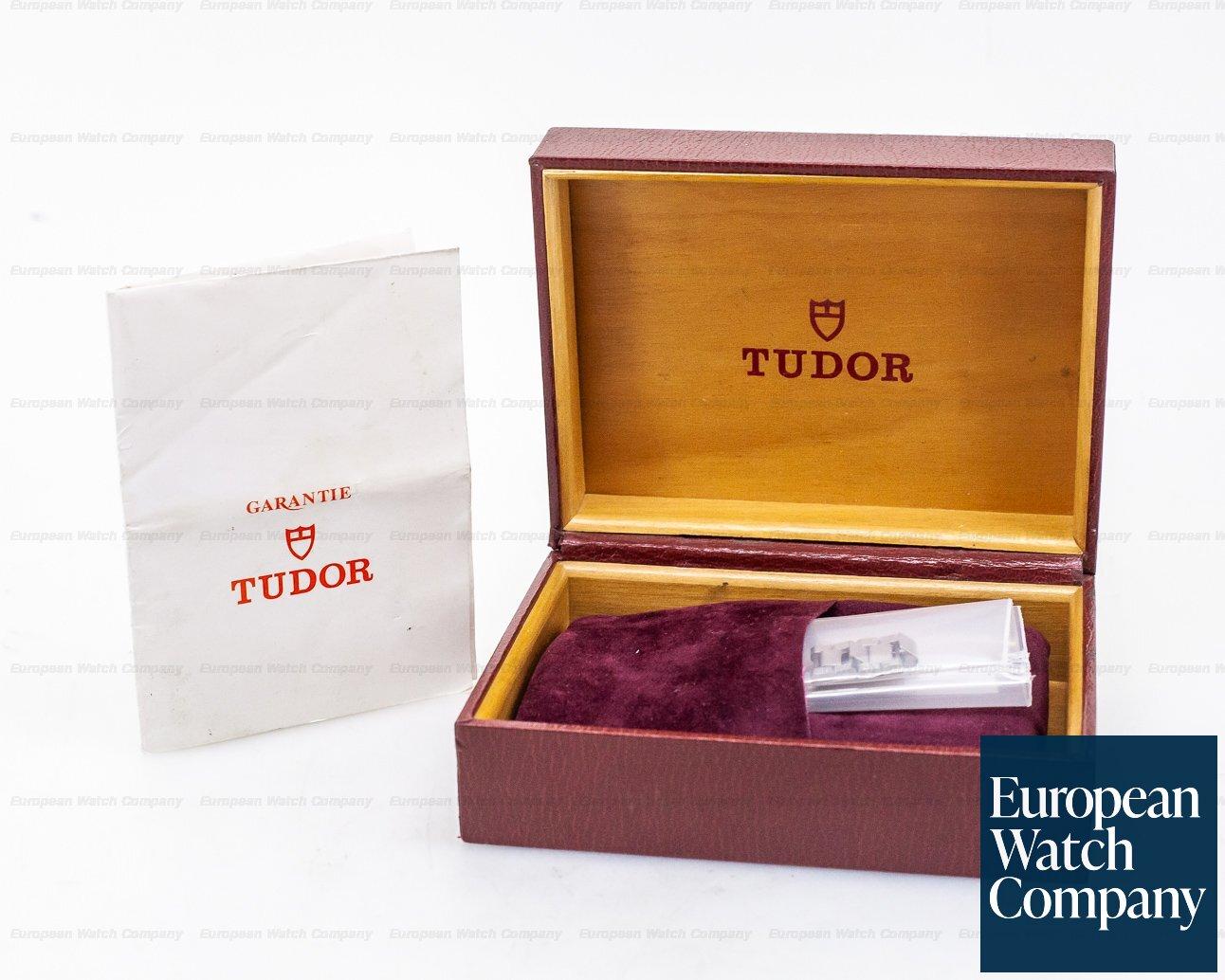 "Tudor 94110 Submariner ""Snowflake"" Black Matte Dial SS BOX + PAPERS WOW"