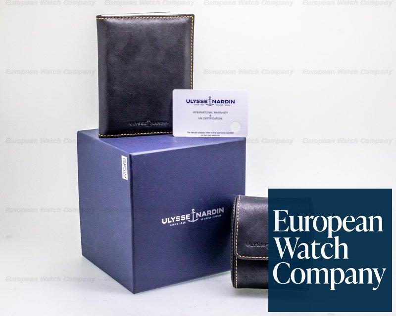 Ulysse Nardin 1183-320/62 Marine Chronometer Torpilleur 44mm