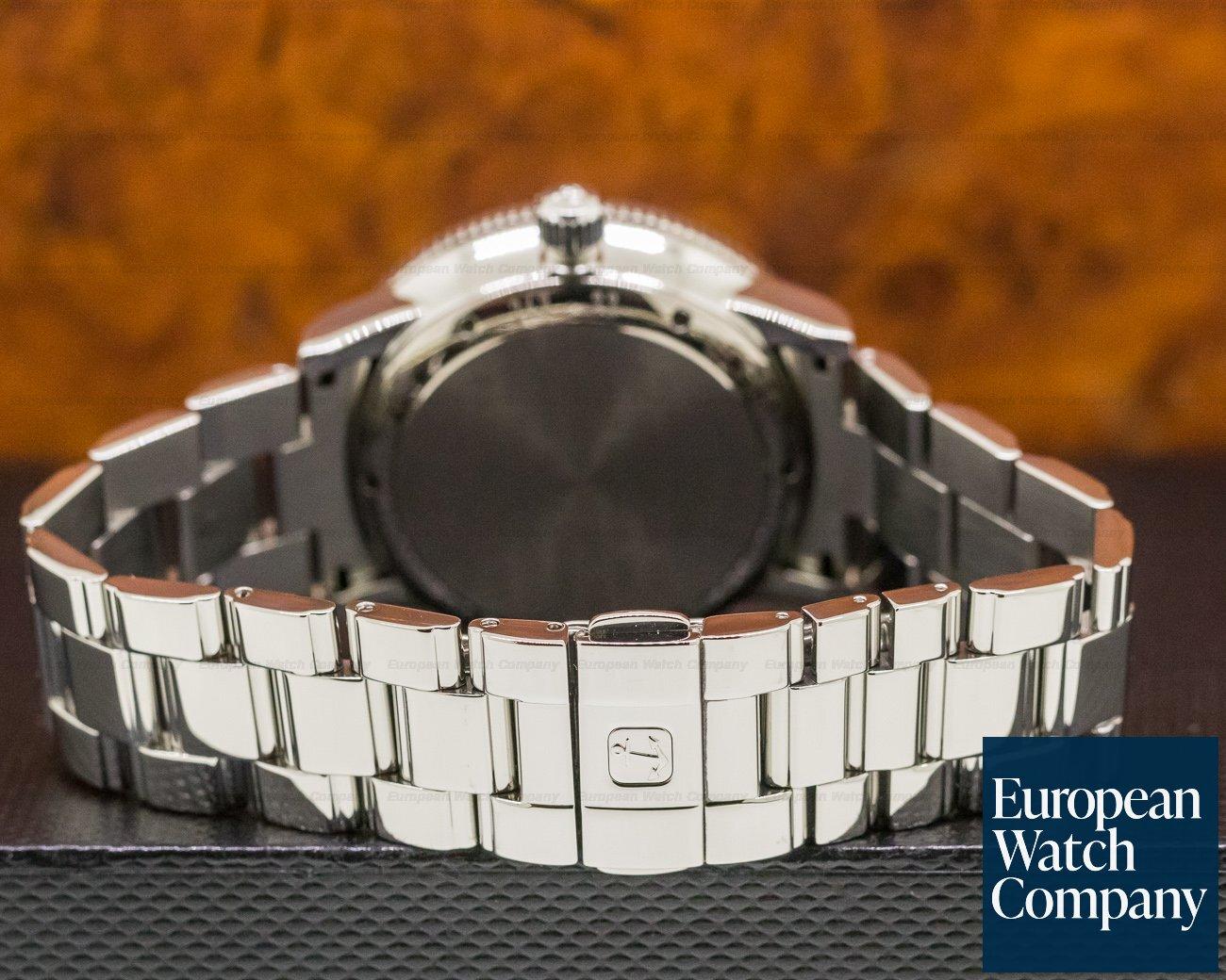 Ulysse Nardin 263-22 Marine Chronometer 1846 Silver Dial SS / SS