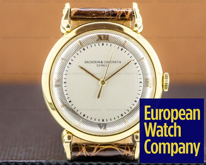 Vacheron Constantin Vintage Manual Wind 18K Yellow Gold Circa 1953