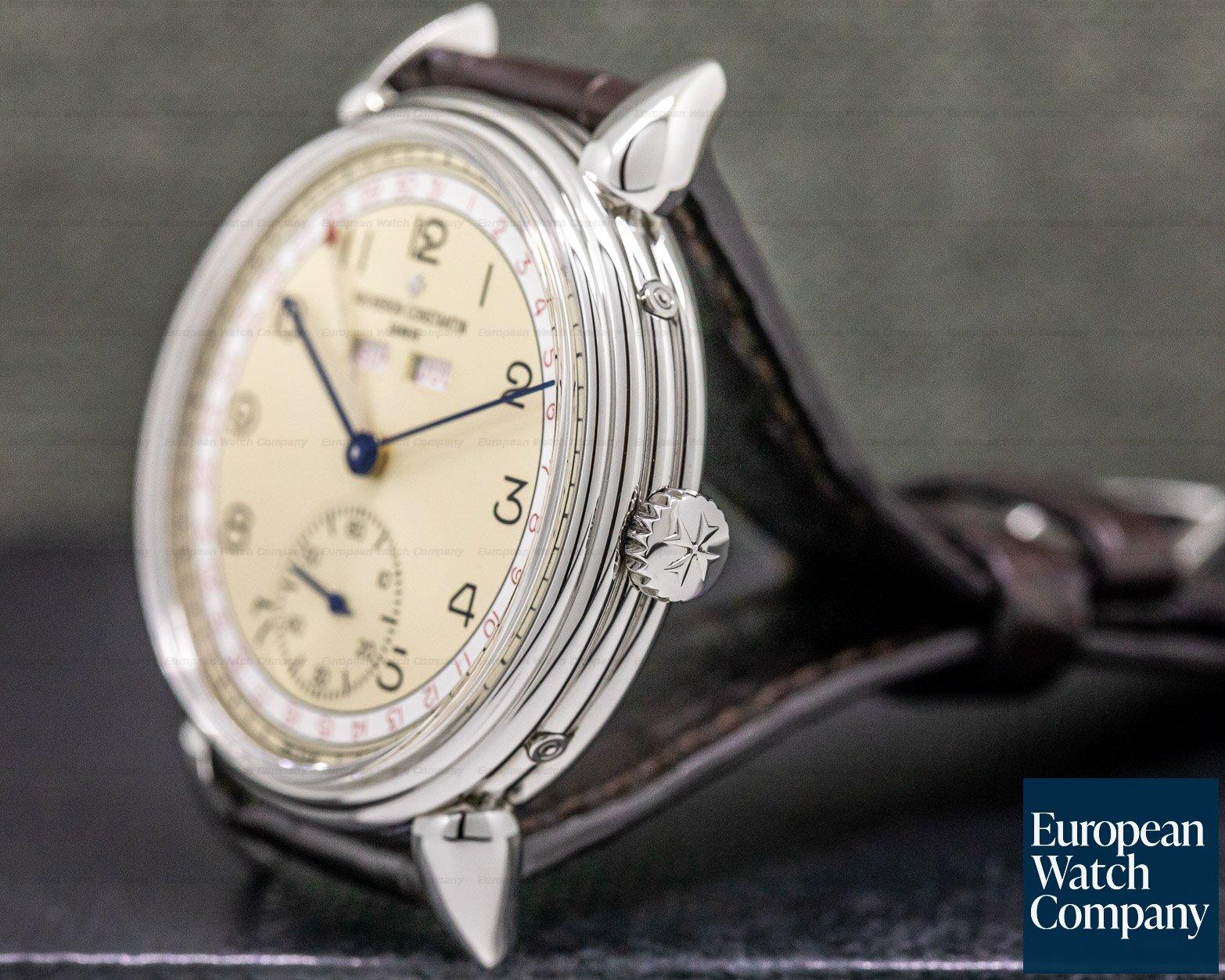 Vacheron Constantin 3110v/000a-b425 Les Historiques 1942 Triple Calendar