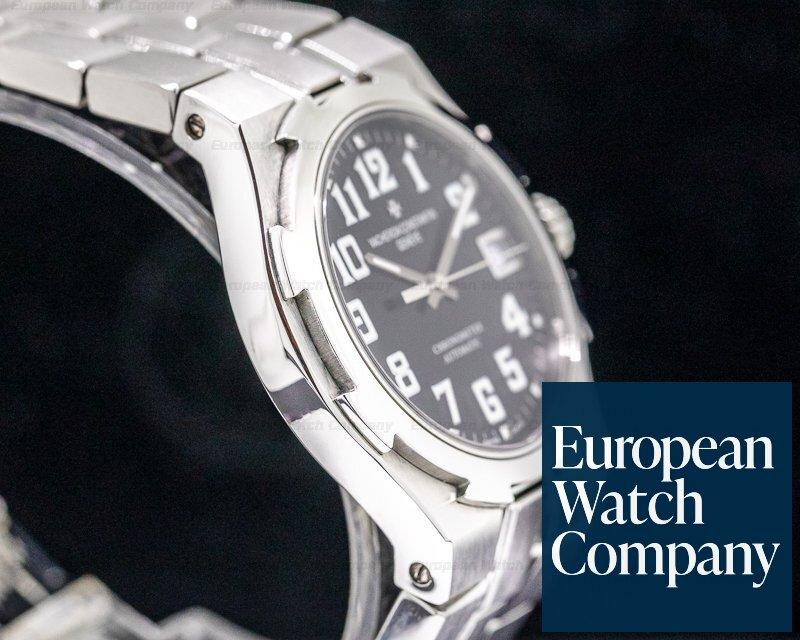 Vacheron Constantin 42042/423A Overseas Automatic 37mm SS Black Dial
