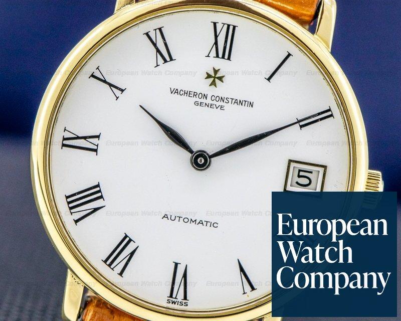 Vacheron Constantin 44001/2 Patrimony Calendar 18K Automatic