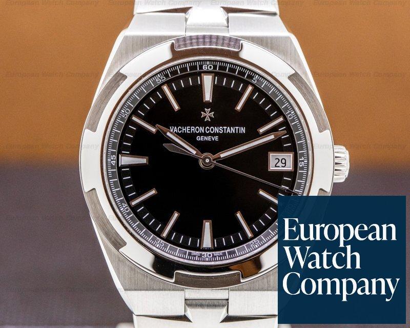 Vacheron Constantin 4500V/110A-B483 Overseas 4500V Automatic 41mm Black Dial SS UNWORN