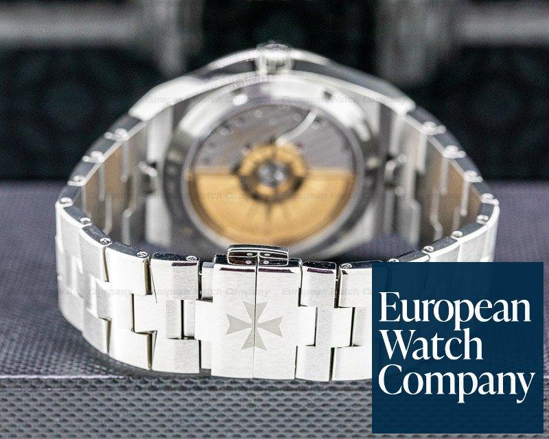 Vacheron Constantin 4500V/110A-B483 Overseas 4500V Automatic 41mm Black Dial SS