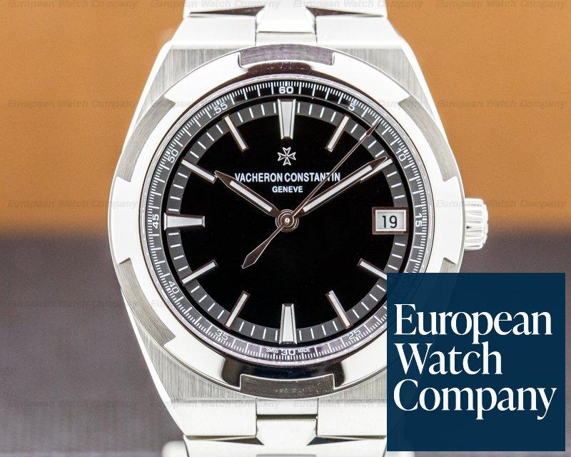 Vacheron Constantin 4500V/110A-B483 Overseas Automatic 41mm Black Dial SS