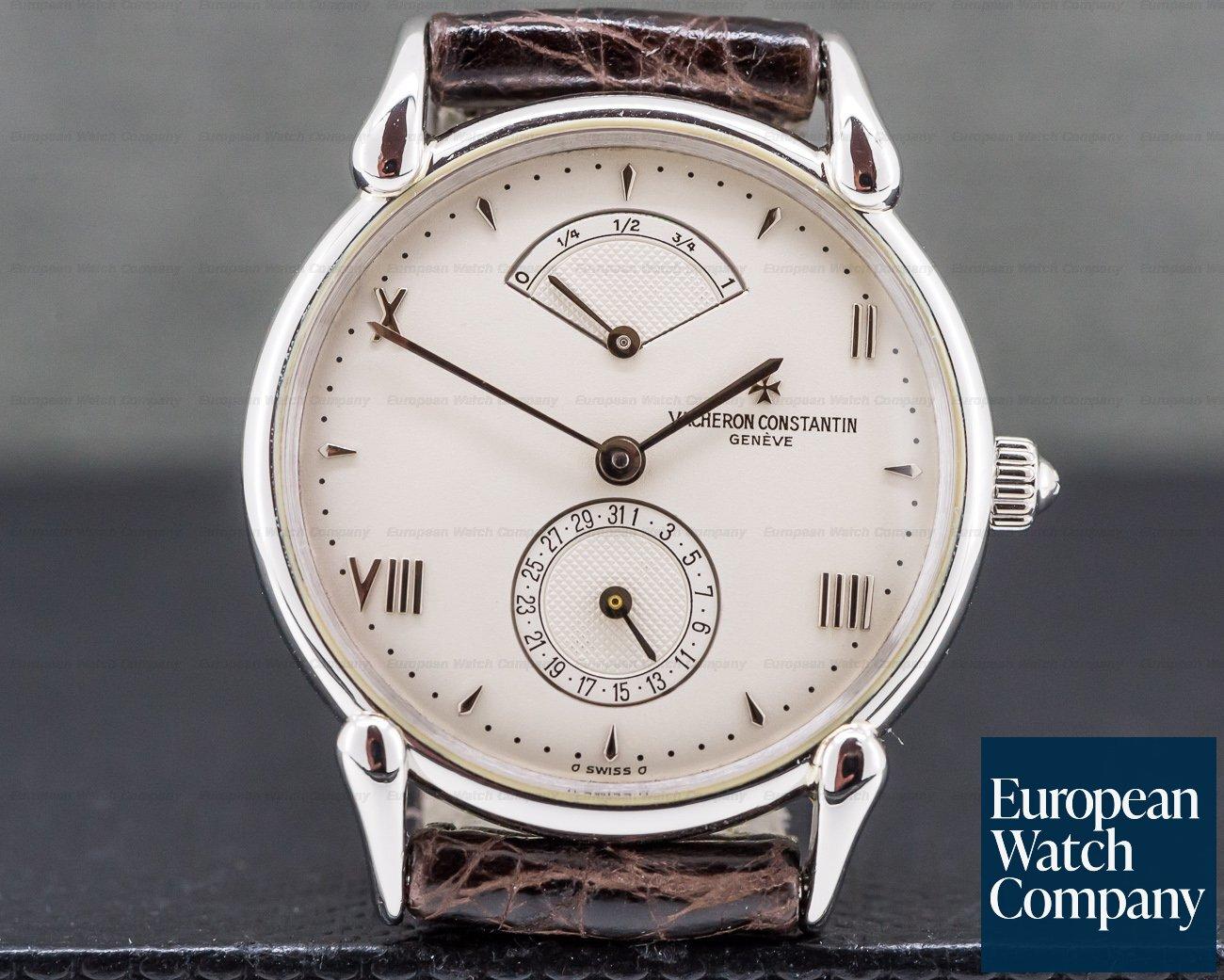 Vacheron Constantin 48100/000P-7627 Les Historique Power Reserve Platinum 31.5MM