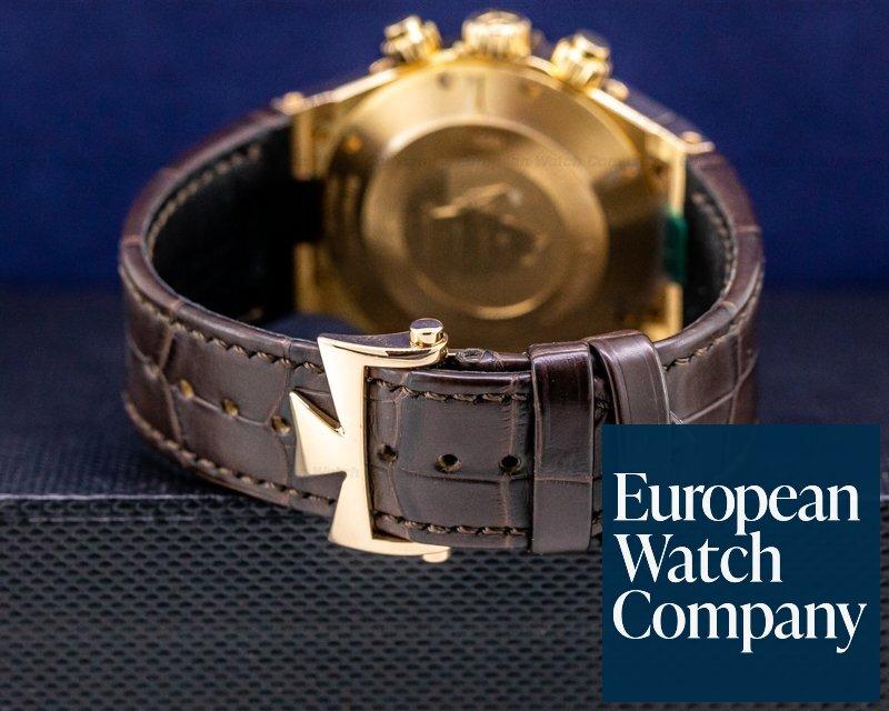 Vacheron Constantin 49020/000R-9753 Overseas Perpetual Chronograph Rose Gold FULL SET