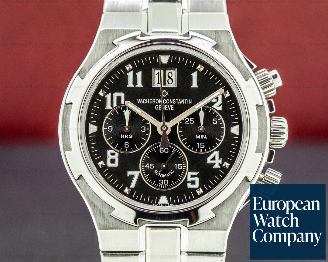 Vacheron Constantin Overseas 49140 Chronograph Antimagnetic black Ref. 49140/423A-8886