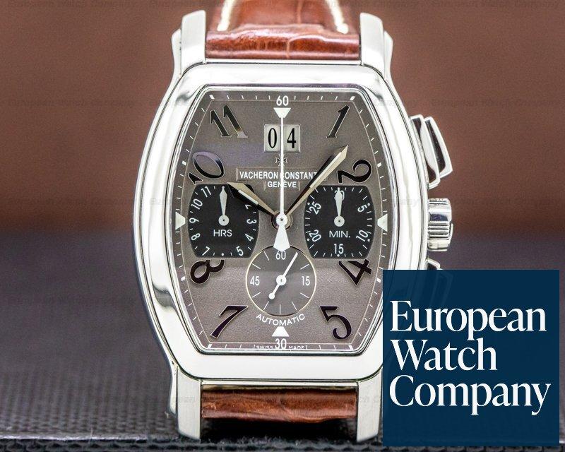 Vacheron Constantin 49145/000A/9057 Royal Eagle Chronograph SS / Alligator