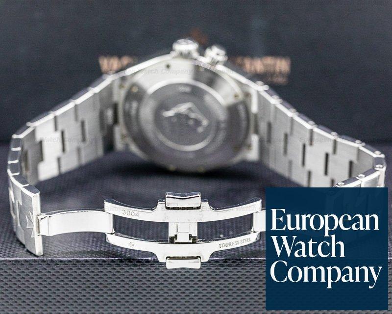 Vacheron Constantin VC47450-B01A Overseas Dual Time SS Black Dial