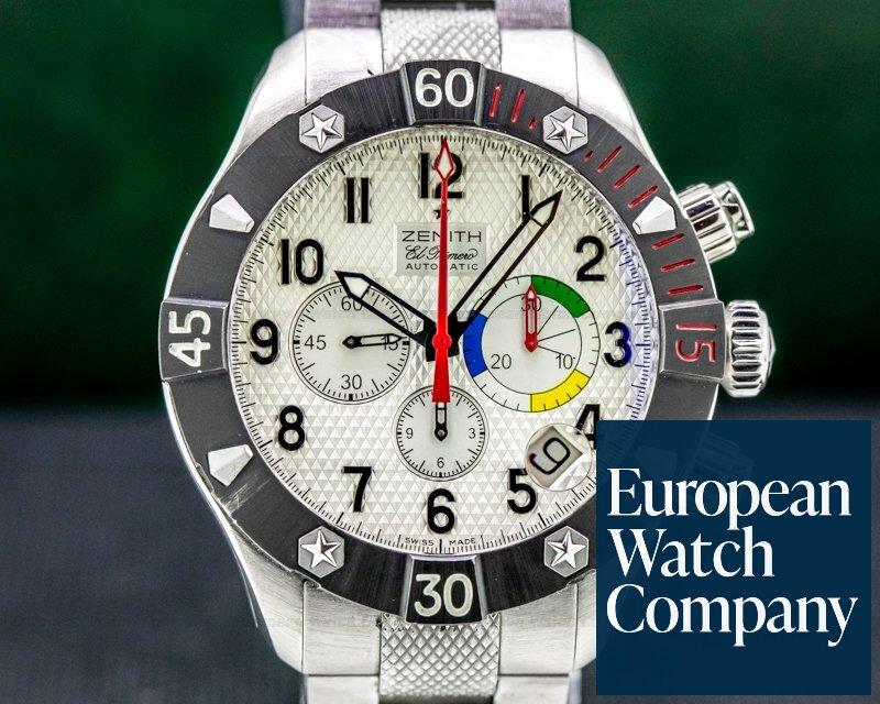 Zenith 03.0516.4000/01 M516 Defy Classic Chronograph Aero