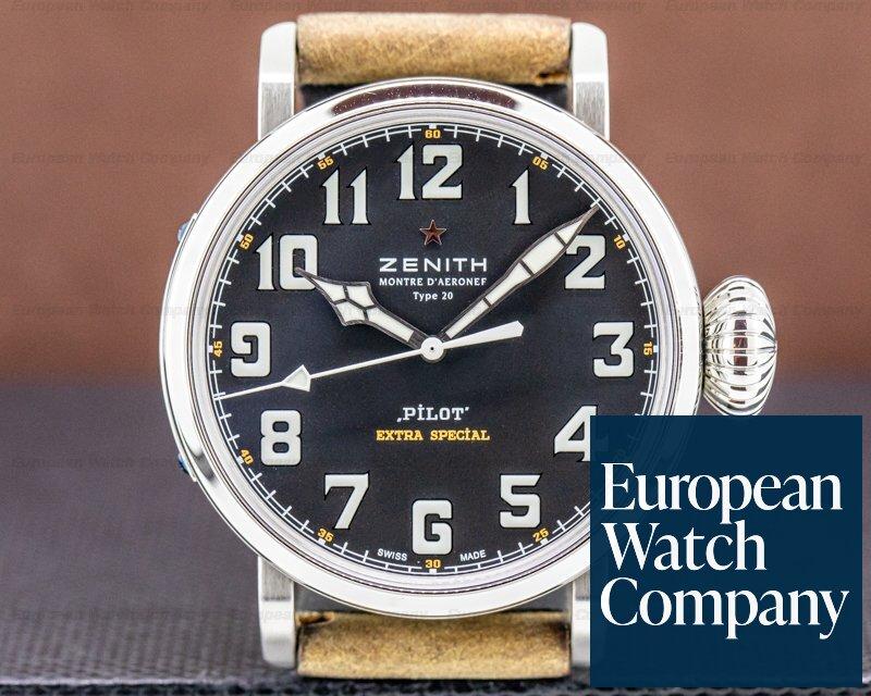 Zenith 03.2430.3000/21.C738 Pilot Type 20 Extra Special