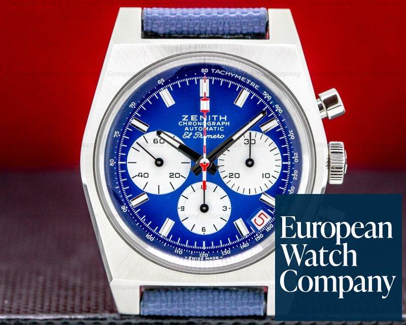 Zenith Chronomater Revival Liberty El Primero LIMITED UNWORN Ref. 03.US384.400/57.C823