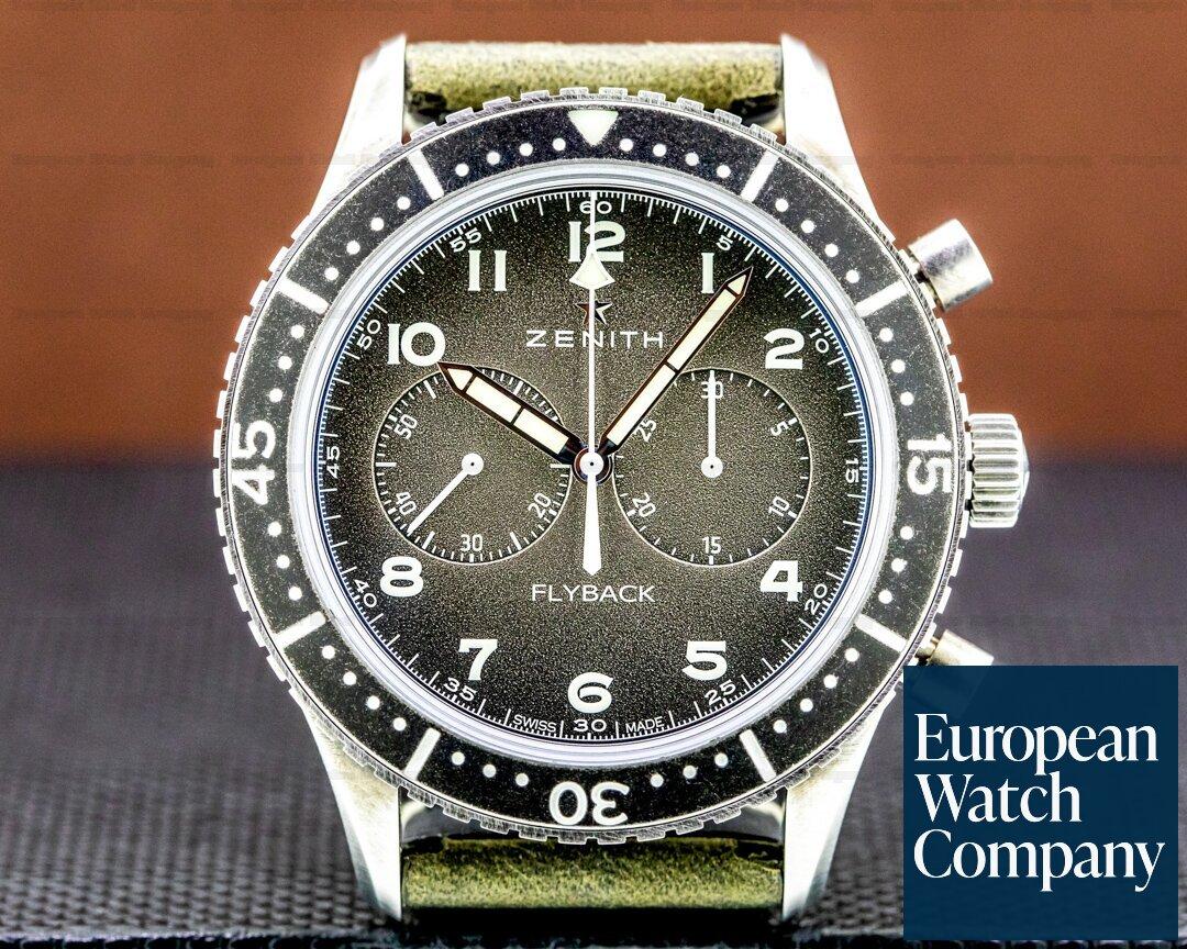 Zenith Pilot Cronometro Tipo CP-2 Flyback Ref. 11.2240.405/21.C773