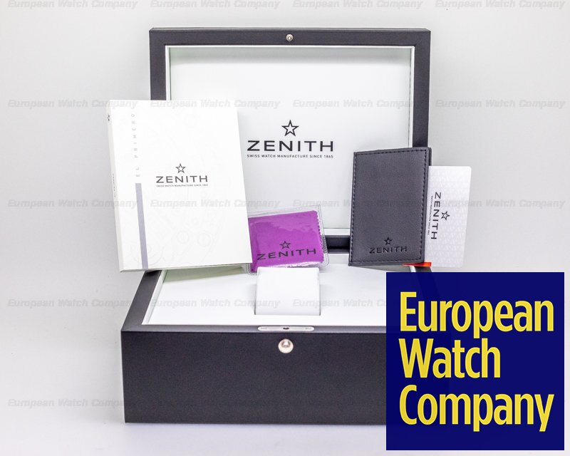 Zenith 18.2430.679/27.C721 Pilot Type 20 COHIBA Edition 18K Rose Gold Limited