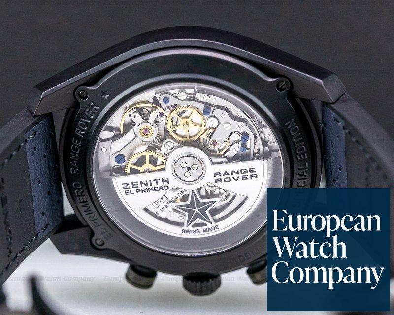 "Zenith 24.2042.400/27.R796 Chronomaster El Primero ""Range Rover"" Limited Edition"