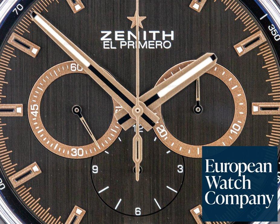 "Zenith 24.2042.400/27.R799 Chronomaster El Primero ""Range Rover Velar"" Limited Edition"