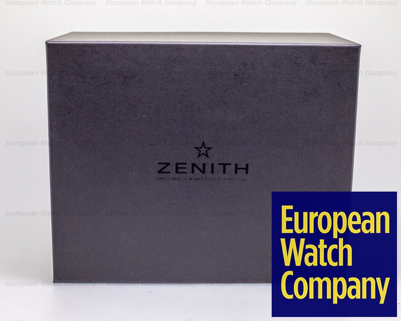 Zenith 29.1940.679/57.C808 Pilot Type 20 Extra Special Blue Dial Bronze