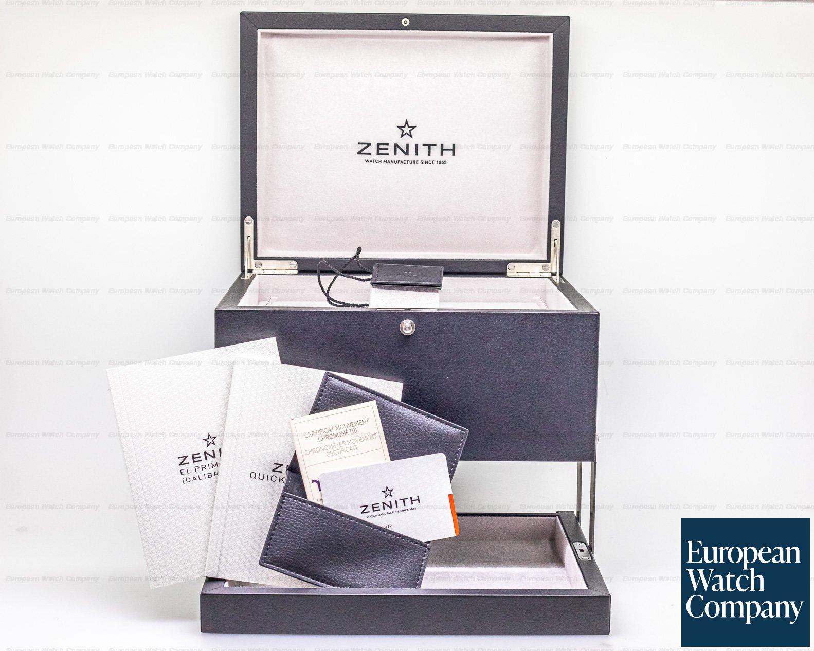 Zenith 95.9000.9004/78.R582 Defy El Primero 21 Titanium