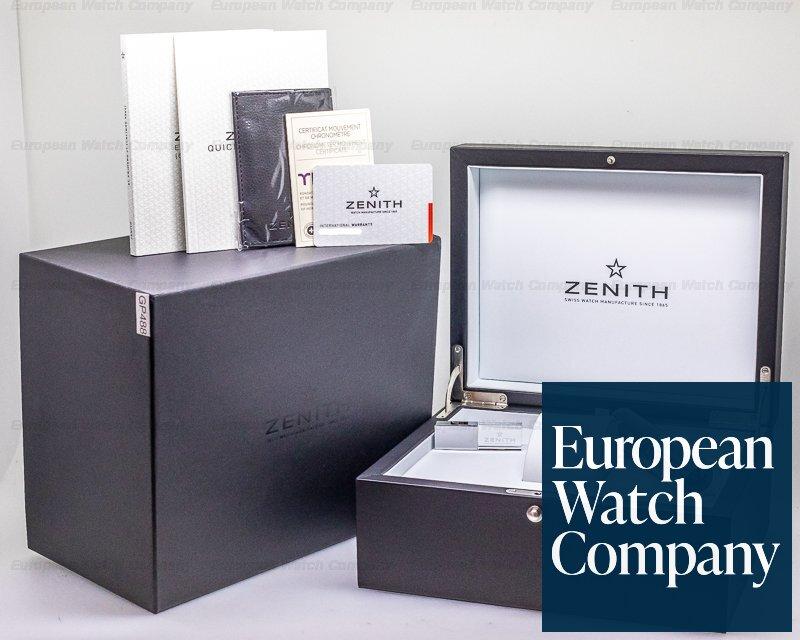 Zenith 95.9000.9004/78.R582 Defy El Primero 21 Titanium 44MM