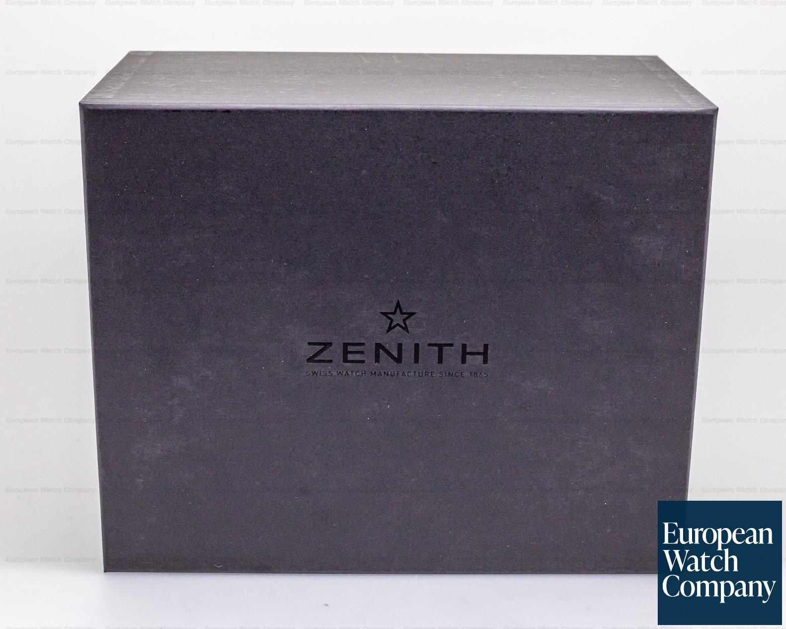 Zenith 95.9005.9004/01.M9000 Defy El Primero 21 Titanium