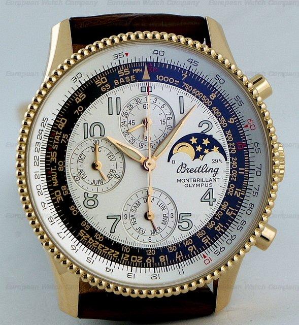 Breitling Montbrillant Olympus Price