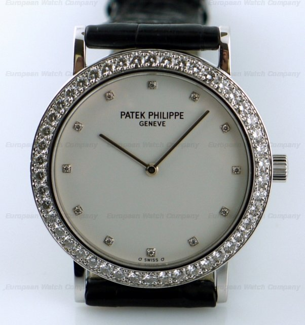 Patek Philippe 5006 White GoldRef. No. 5006-000G
